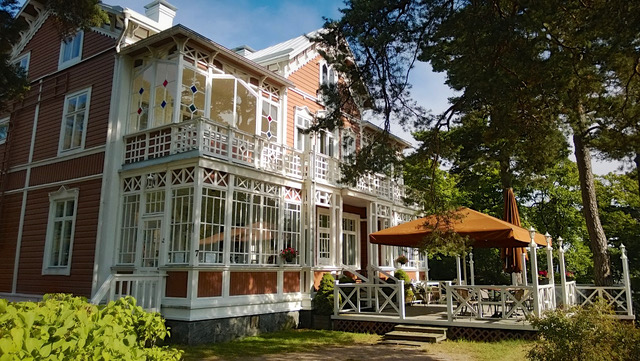Hotel Villa Maija Main Building